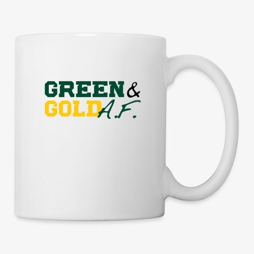 Green and Gold AF - Coffee/Tea Mug