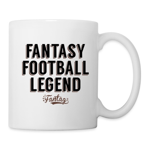 Fantasy Football Legend: Coffee Mug - Coffee/Tea Mug