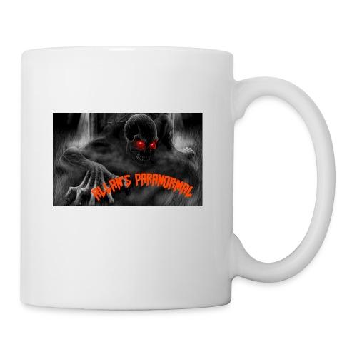 ALLAN'S PARANORMAL TEAM co. - Coffee/Tea Mug