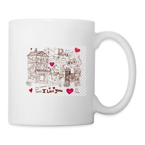 parís lovers - Coffee/Tea Mug
