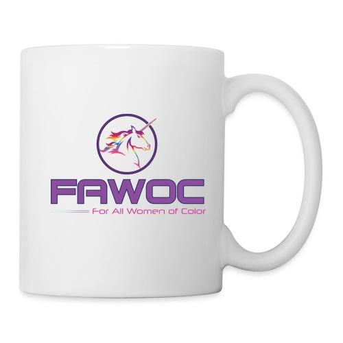 FAWOC Full logo - Coffee/Tea Mug