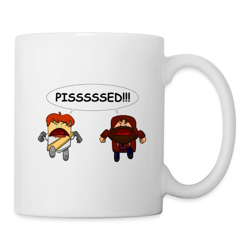 Adventure Lads Pissssed - Coffee/Tea Mug