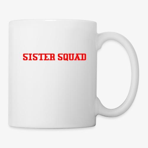 THE SISTER SQUAD LOOKS - Coffee/Tea Mug