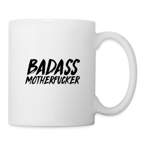 Badass - Coffee/Tea Mug