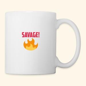 SAVAGE MUG - Coffee/Tea Mug