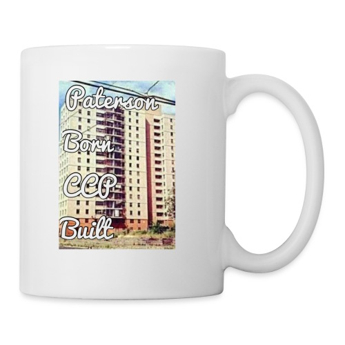 Paterson Born CCP Built - Coffee/Tea Mug