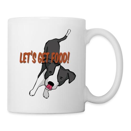 Foodie Dog Border Collie - Coffee/Tea Mug