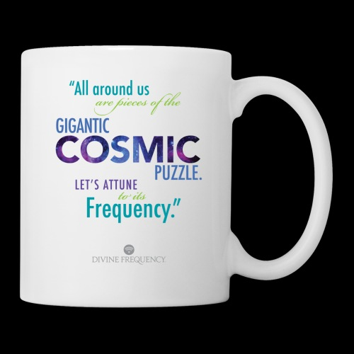 Cosmic Puzzle Mug - Coffee/Tea Mug