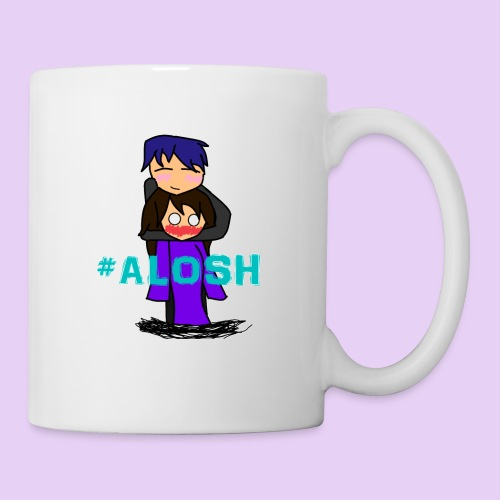 #ALOSH4LIFE - Coffee/Tea Mug
