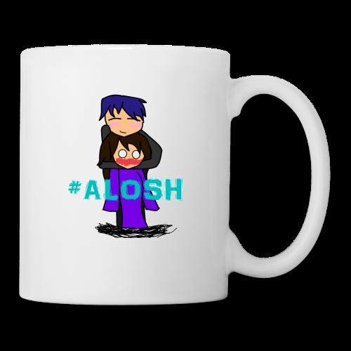 #ALOSH4LIFE - Coffee/Tea Mug