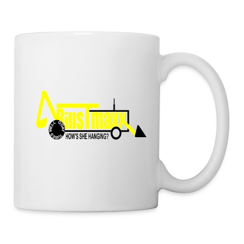 billstmaxx trac logo jpg - Coffee/Tea Mug