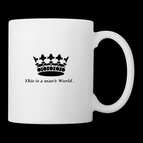 its a crowen - Coffee/Tea Mug