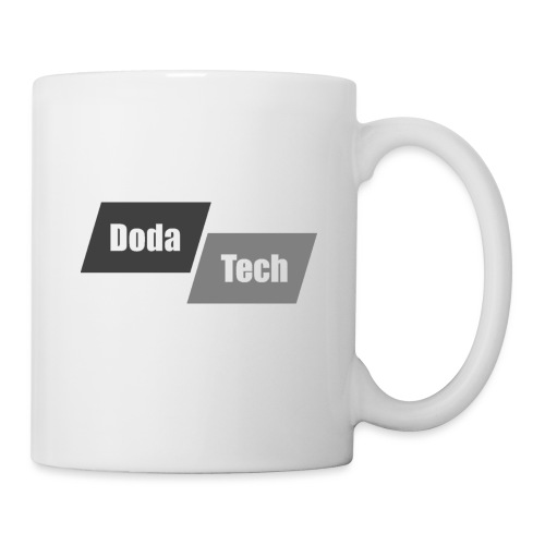 DodaTech Logo - Coffee/Tea Mug