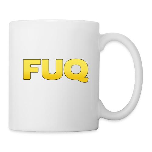 FUQ_SP_logo(border) - Coffee/Tea Mug
