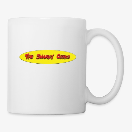 The Snarky Geeks - Coffee/Tea Mug