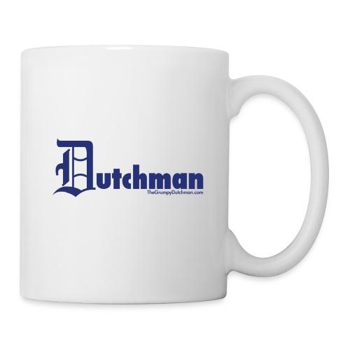 10 final dutchman d blue - Coffee/Tea Mug