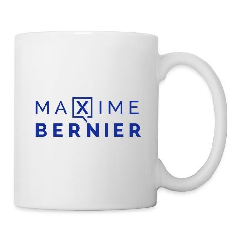 Maxime Bernier campaign logo - Coffee/Tea Mug