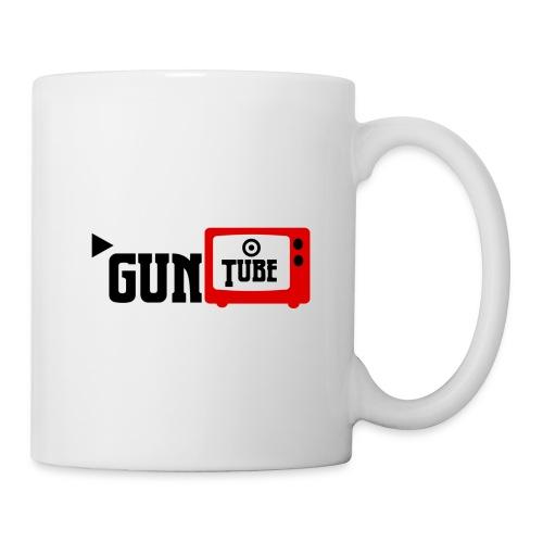 guntube larger logo - Coffee/Tea Mug