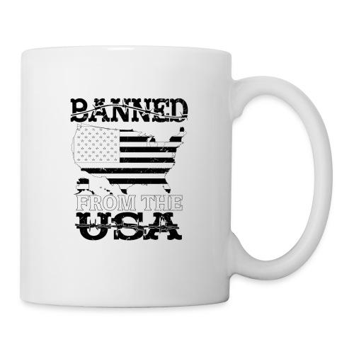 Banned From The USA - Coffee/Tea Mug