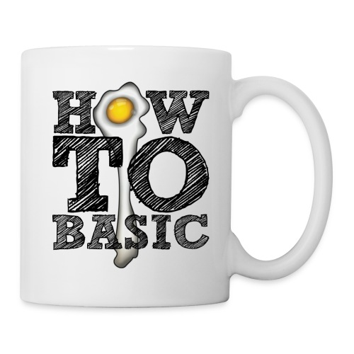 how to basic01 - Coffee/Tea Mug