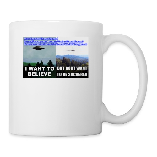 tshirt i want to believe - Coffee/Tea Mug