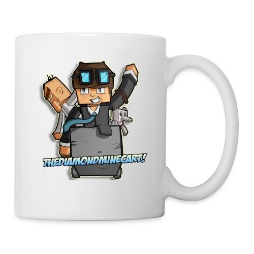 Team TDM - Coffee/Tea Mug