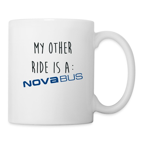 My Other Ride Novabus - Coffee/Tea Mug