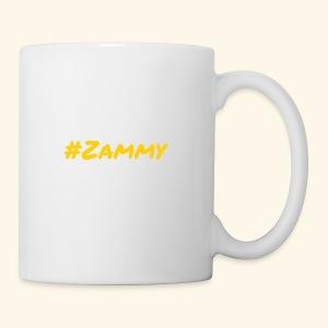 Gold #Zammy - Coffee/Tea Mug
