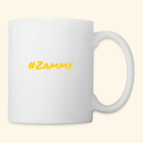 Gold #Zammy - Coffee/Tea Mug