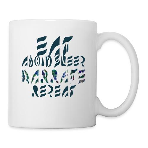 Eat Sleep Narrate Repeat - Coffee/Tea Mug