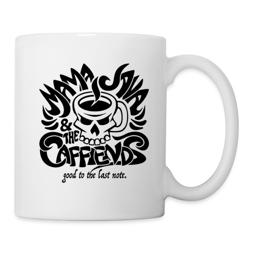 Mama Java & The Caffeinds Rock Band - Coffee/Tea Mug
