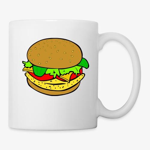 Comic Burger - Coffee/Tea Mug
