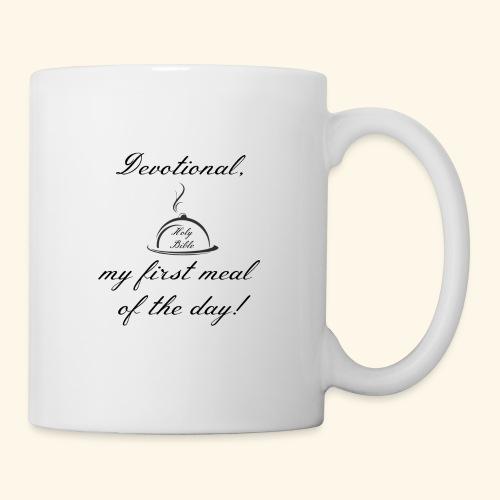 Devotional - Coffee/Tea Mug