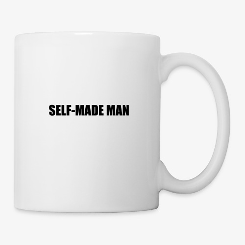 Self Made Man Black - Coffee/Tea Mug