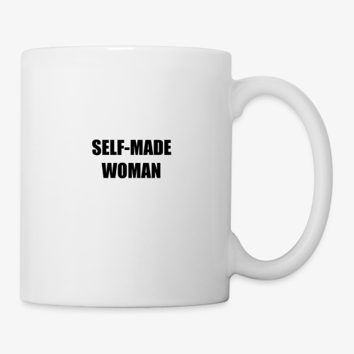 Self Made Woman - Coffee/Tea Mug