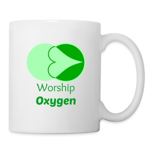 Worship Oxygen - Coffee/Tea Mug