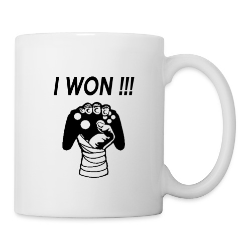 I WON - Coffee/Tea Mug