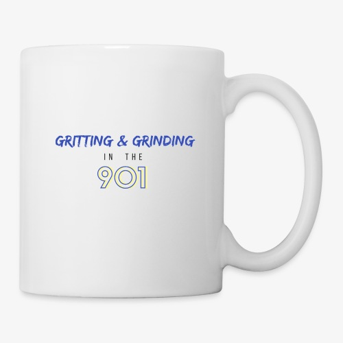 Gritting & Grinding in the 901 - Coffee/Tea Mug