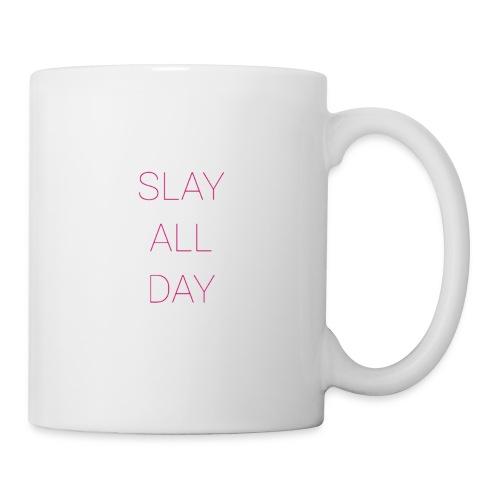 Slay All Day - Coffee/Tea Mug