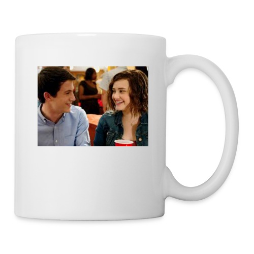 Clay Jensen and Hannah Baker - Coffee/Tea Mug