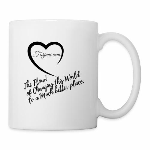 The Flow by Farjani.com - Coffee/Tea Mug