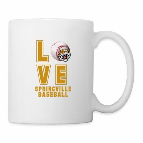 LOVE BASEBALL - Coffee/Tea Mug