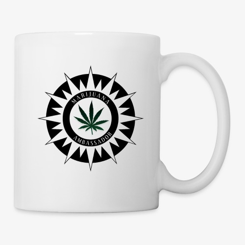Marijuana Ambassador 02 - Coffee/Tea Mug