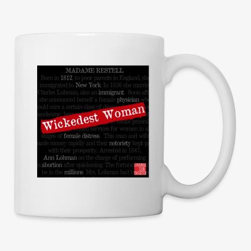 Wickedest Woman Advertisement - Coffee/Tea Mug