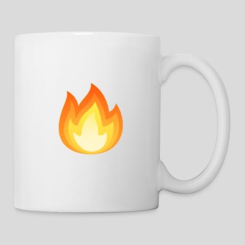 Flame On - Coffee/Tea Mug