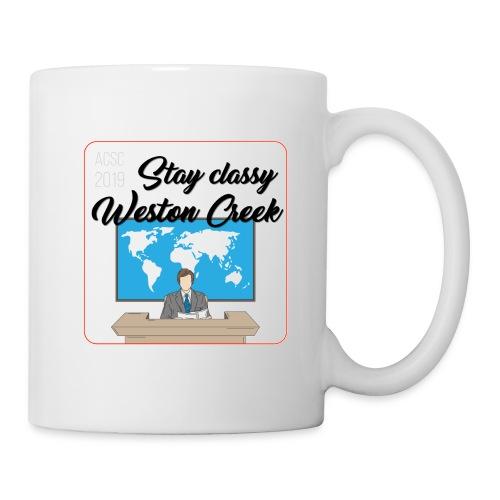 Stay Classy Weston Creek - Coffee/Tea Mug