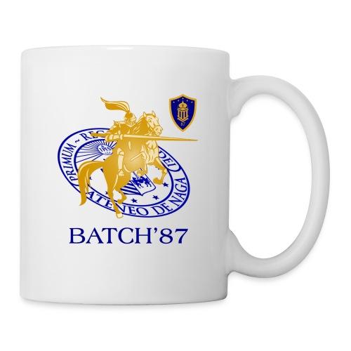 Ateneo Batch 87 - Coffee/Tea Mug