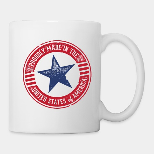 made in usa - Coffee/Tea Mug