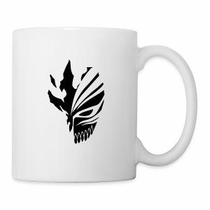 Hollow Mask Black - Coffee/Tea Mug