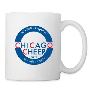 ChicagoCheer.Com - Coffee/Tea Mug